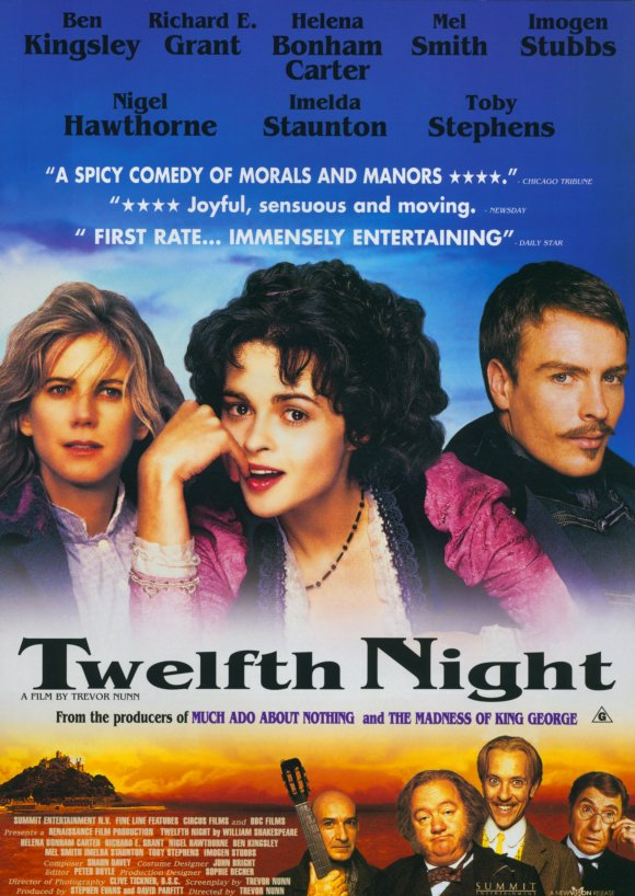 comedic conflict and love in trevor nunns twelfth night Conflict twelfth night  trevor nunn's adaptation of twelfth night is a masterpiece of insight and nuance  themes, motifs & symbols themes love as a cause of suffering twelfth night.